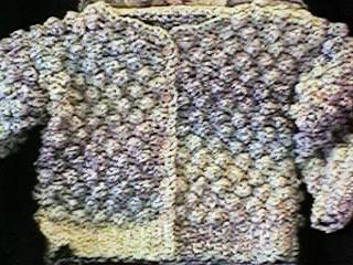CrochetKim Free Crochet Pattern | Child's Homespun Jacket @crochetkim