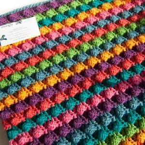 Free Crochet Pattern: Blackberry Salad