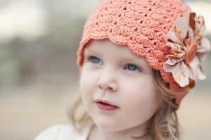 Free Crochet Pattern: Little Sister Hat