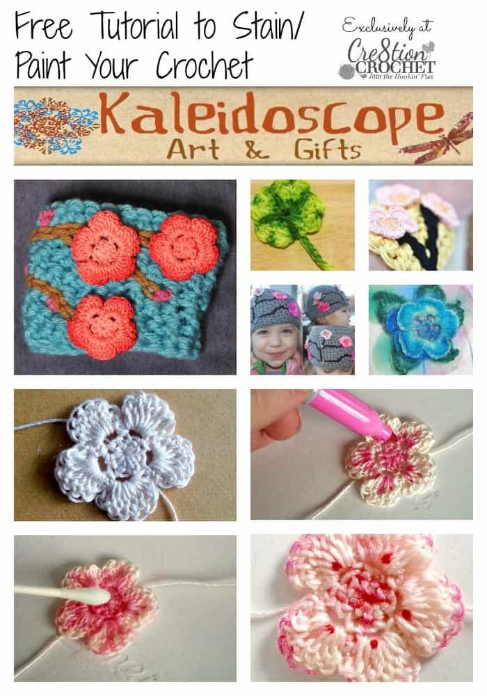Paint Your Crochet