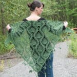Free Crochet Pattern: Alpine Shawl