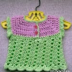 Free Crochet Pattern: Summer Breeze