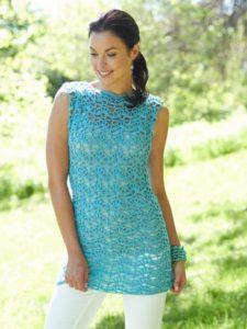 Free Crochet Pattern: Crochet Tunic