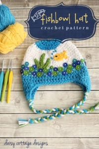 Free Crochet Pattern: Fishbowl Hat