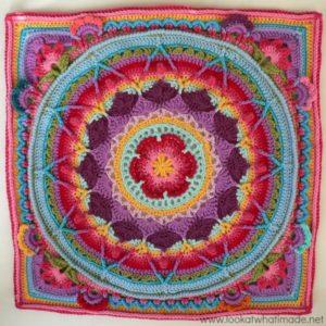 Free Crochet Pattern: Sophie's Garden