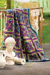 Free Crochet Pattern: Joyous Squares