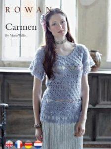 Free Crochet Pattern: Carmen