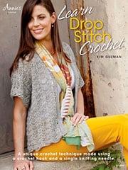 Learn Drop Stitch Crochet with Kim Guzman