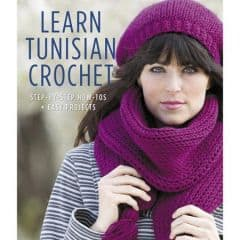 Learn Tunisian Crochet (Walmart)