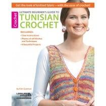 Ultimate Beginner's Guide to Tunisian Crochet by Kim Guzman
