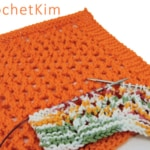 Lacy Dishcloth Free Knit Pattern