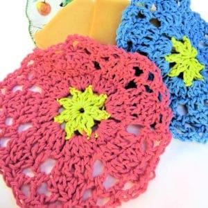 Spring Garden Scrubs CrochetKim Free Crochet Pattern