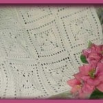 Angel Afghan Free Crochet Pattern and Video
