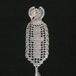 Angel Bookmark Free Crochet Pattern