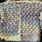 Girl's Homespun Jacket Free Crochet Pattern