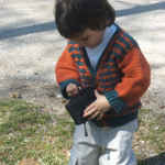 Jacob Child's Jacket Free Crochet Pattern