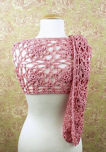 CrochetKim Free Crochet Pattern | Journey Scarf