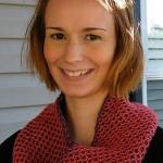Kassie Cowl Free Tunisian Crochet Pattern