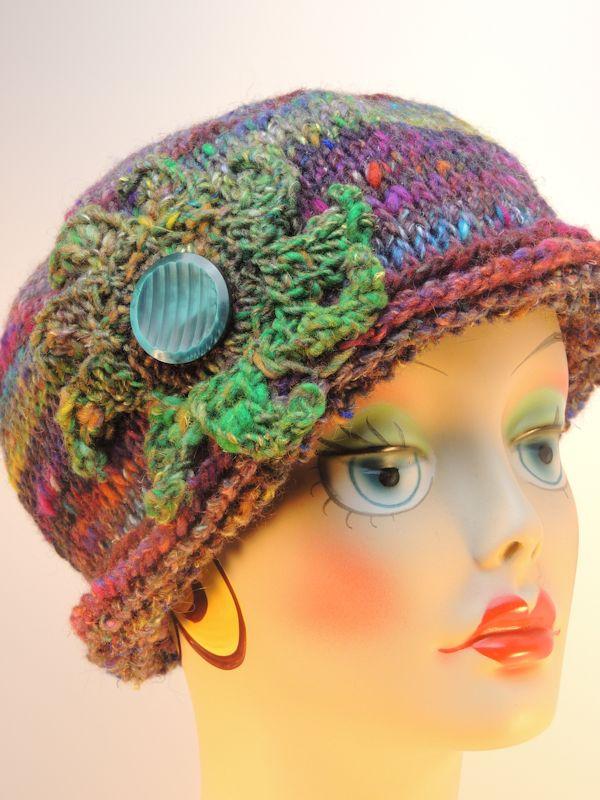 CrochetKim Free Crochet Pattern | Maura Rolled Brim Hat @crochetkim