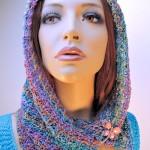 Noema Cowl Free Crochet Pattern