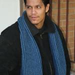 Cro-Hook Reversible Pinstripe Scarf Free Tunisian Crochet Pattern