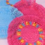Sunshine Scrubs Free Crochet Pattern