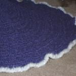 CrochetKim Free Crochet Pattern | Elegant Christmas Tree Skirt @crochetkim
