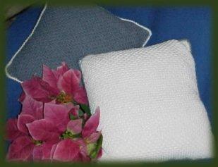 CrochetKim Free Crochet Pattern | Tunisian Throw Pillows @crochetkim