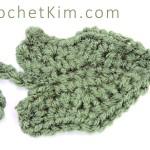 Pumpkin Leaf Applique Free Crochet Pattern