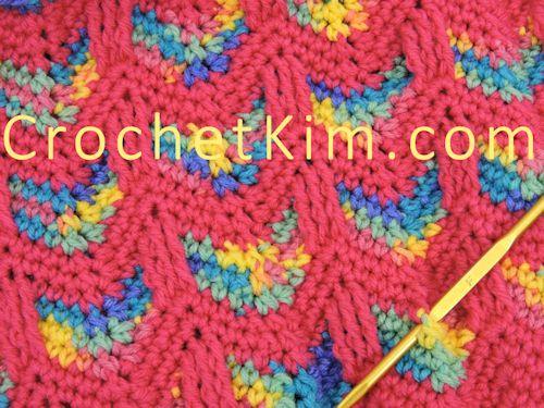 CrochetKim Free Crochet Pattern | Circus Love Baby Hat and Cocoon @crochetkim