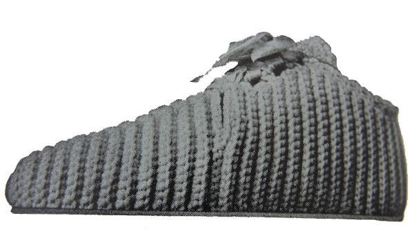 CrochetKim Free Crochet Pattern | Blucher Slipper @crochetkim