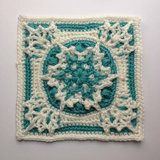 Free Crochet Pattern: Blizzard Warning