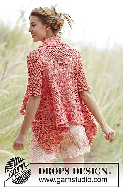 Free Crochet Pattern: Peach Dream