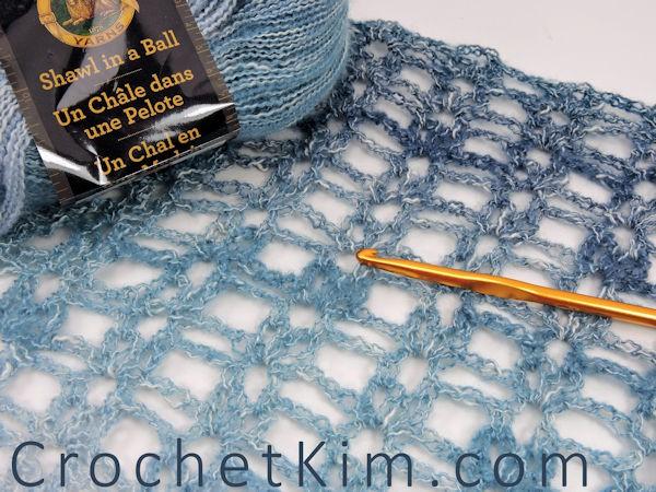 Shawl in a Ball yarn from Lion Brand Yarns