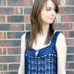 CrochetKim: Clarice Sleeveless Top Down Summer Free Crochet Pattern