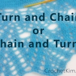 Which Comes First: The Turn or the Chain?