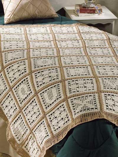 Free Crochet Pattern: Alphabetically