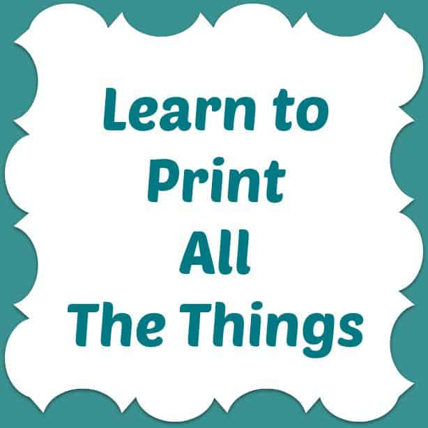 LearnToPrint