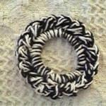 Quick No Frills Scrunchie Free Crochet Pattern