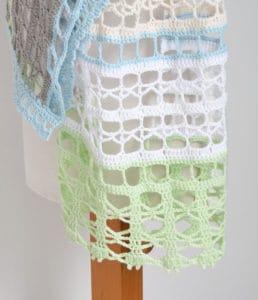 Free Crochet Pattern: Lotte Wrap