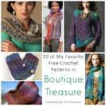 Link Blast: 10 Free Crochet Patterns in Boutique Treasure