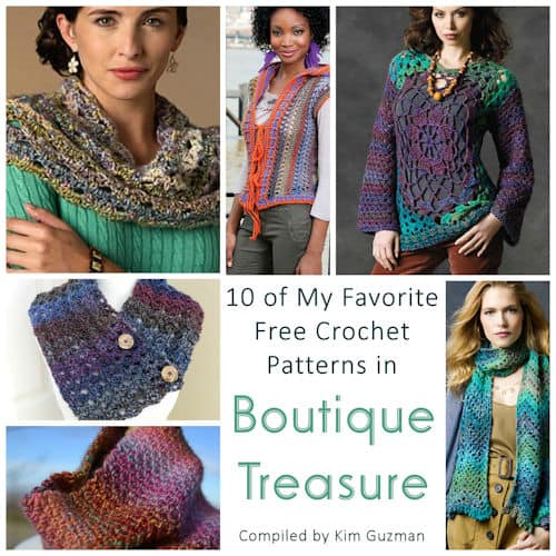 Link Blast 10 Free Crochet Patterns In Boutique Treasure Crochetkim