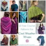Link Blast: 10 Free Cool Weather Wraps