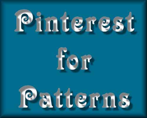 PinterestForPatterns