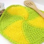 Radioactive Scrubs CrochetKim Free Tunisian Crochet Pattern