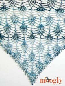 Free Crochet Pattern: Amara Shawl