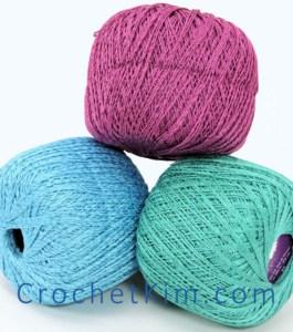 Nazli Gelin Garden Metallic Size 10 Thread