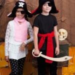 Child's Pirate Costume Free Crochet Pattern