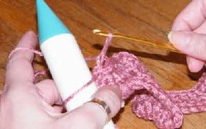 CrochetKim Free Crochet Pattern   Maya Wrap @crochetkim