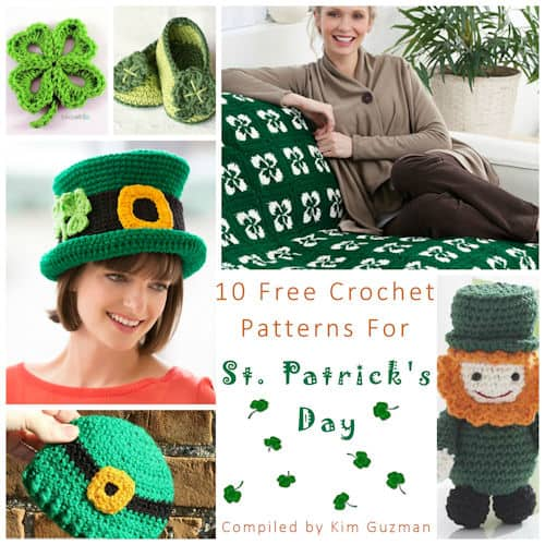 f62ef0dc97b Link Blast  10 Free Crochet Patterns for St. Patrick s Day